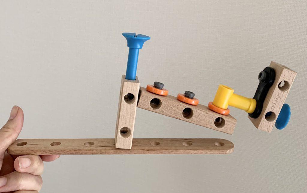 ブリオビルダー4歳遊びおもちゃ(BRIO)