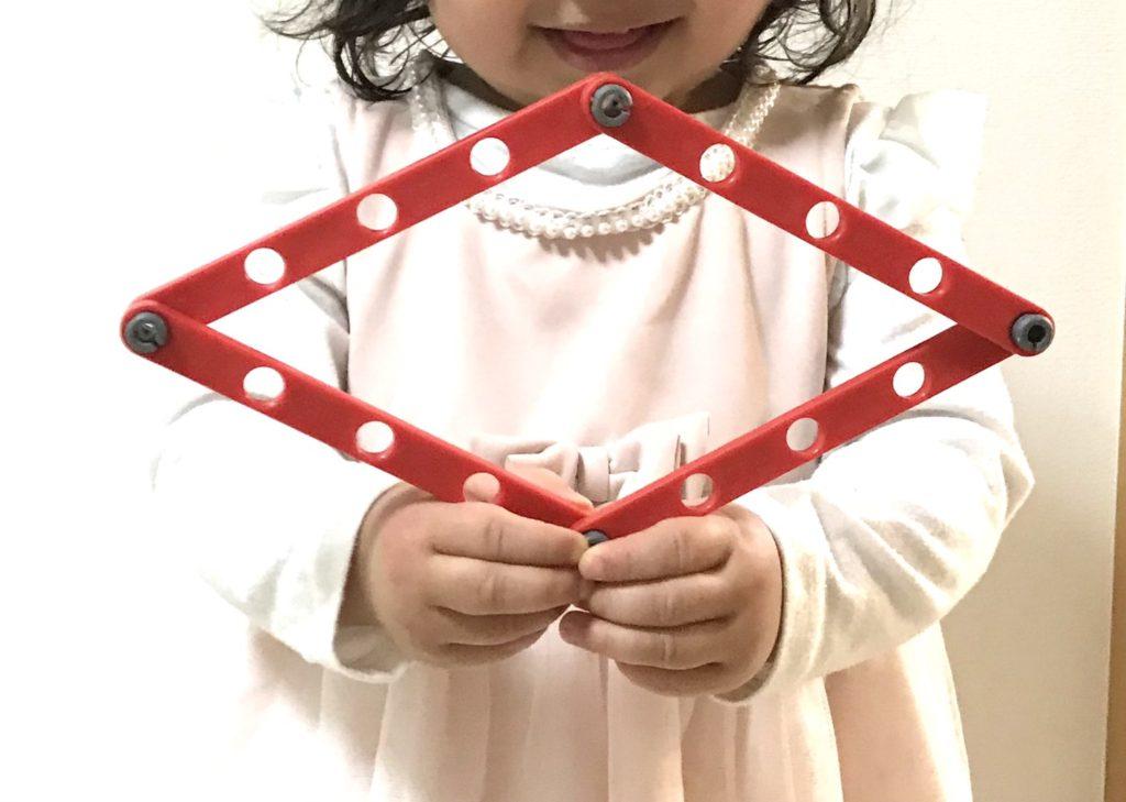 ブリオビルダー2歳遊び方(BRIO)