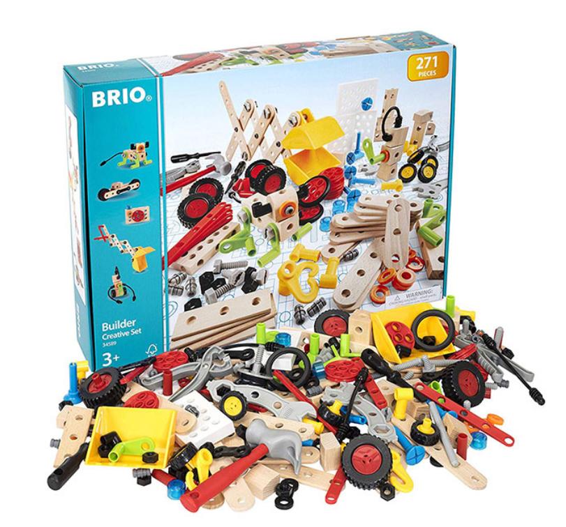ブリオビルダー(BRIO)おもちゃ